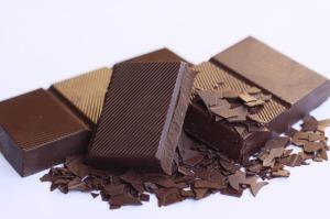 Yummy yummy I got chocolate in my tummy :-)